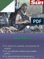 Marcelo Pedrina - Setup Pedrina