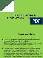 TEMA 2- LA LUZ