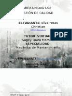 Gestión de Calidad Christian Silva