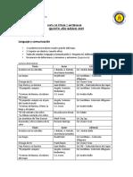 Lista Utiles 5basico2015