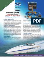 Marine Dual Remote Filtration System Data Bulletin