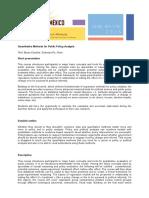 Quantitative Methods Public Policy Analisys