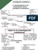 La Investigacion Cualitativa.