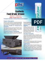 X-Treme Synthetic Food-Grade Grease (GXC)