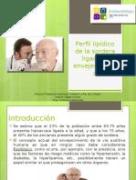 Perfil Lipídico de La Sordera Ligada Al Envejecimiento