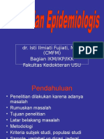 K-5 (Penelitian Epidemiologis)