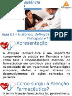 Atenção Farmacêutica - Aula 01 - Filosofia