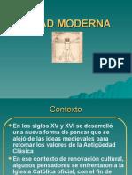PPT Historia Moderna