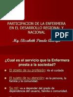 Participacion Enfermera Desarrollo Regional