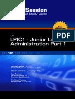 CramSession - LPIC1 Junior Level Administration Part 1.pdf