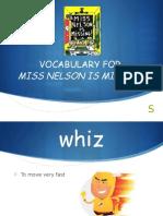reading unit 1 miss nelson vocab