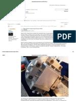 Mesa Giratoria Casera Para Proxxon Mf70 (70mm)