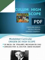 Curriculum High Scope (1)