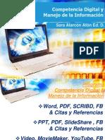 Competencia Digital y Manejo de La Información