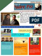 Amigos de Padre Pio Diciembre 2015