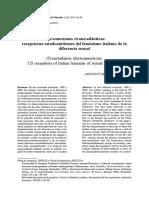 Desconexiones transatlánticas