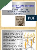 1. Comunicación -Cohesión
