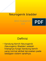 Neurogenik Bladder