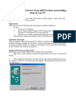 Usb Driver Download Installation