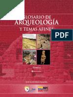 José Echeverría - Glosario de arqueología y temas afines Tomo I.pdf