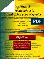 Español Contabilidad Warren Capitulo 1