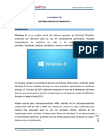 INICIAR WINDOWS 8