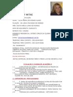 Curriculum Witae
