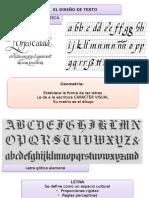 Diseño de Texto -VITTA