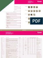 Catalogo de cables Neorol-Funsa