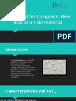 ferromagnets.pptx