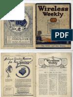 Wireless Weekly 1924-10-01