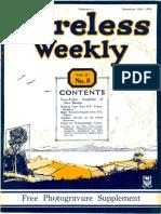 Wireless Weekly 1924-12-10