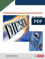 Filtración del diesel