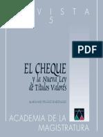 El Cheque y la Nueva Ley de Titulos Valores.pdf
