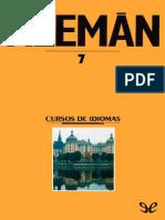 AA. VV. - [Curso de Aleman 07] Aleman - Unidad 7 [20373] (r1.1)
