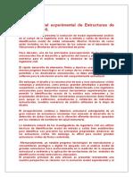 Análisis Modal Experimental de Estructuras de Ingeniería Civil