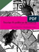 cult_01_Teorias e políticas da cultura- visões multidisciplinares