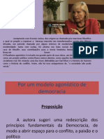 chantalmouffe-modelo democratico