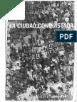 Jordi Borja La Ciudad Conquistada