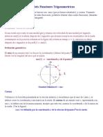 Funciones Trigonometricas y Otros