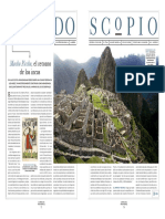 Machu Picchu, el retorno de los Incas