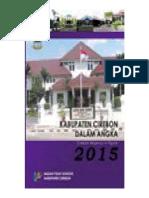 Kabupaten Cirebon Dalam Angka DDA 2015