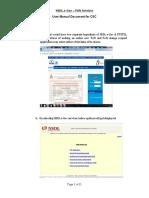 NSDL User Manual