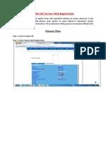 Farmer Web Registration
