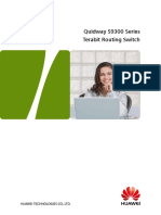 Quidway s9300 series terabit routing switch brochures specification.pdf