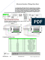 Numatics Wiring Endplate Document Datasheet