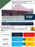 Presentasi FGD Perumahan Lampung