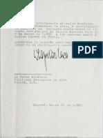Carta de Miguel Antonio Caro a Angel y Rufino Cuervo