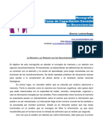 Monografia Neurociencias Luciana.berger