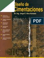 """Diseño de Cimentaciones"" (Dr. Ing. Alva Hurtado)"